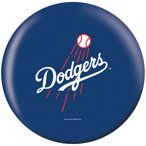 OTB MLB Los Angeles Dodgers Bowling Balls
