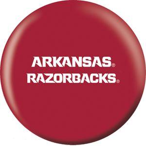 OTB NCAA Arkansas Razorbacks Bowling Balls