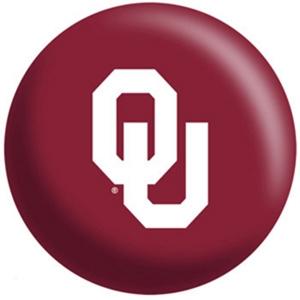 OTB NCAA Oklahoma Sooners Bowling Balls
