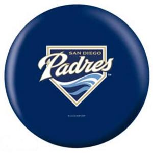 OTB MLB San Diego Padres Bowling Balls