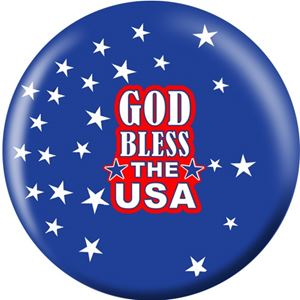 OTB God Bless the USA 2 Bowling Ball