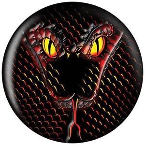 Viz-A-Ball Snake Glow Bowling Balls