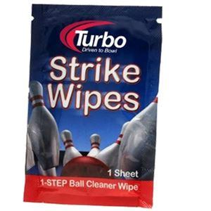Turbo Strike Wipes Ball Cleaner - Single Sheet