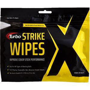 Turbo Strike Wipes Ball Cleaners Zipper Pack