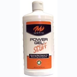 Motiv Power Gel Ball Cleaner Scuff 16oz