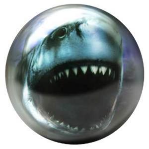 Viz-A-Ball Shark Glow Bowling Balls