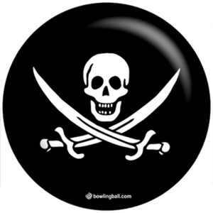 OTB Pirate Flag - Exclusive Bowling Balls