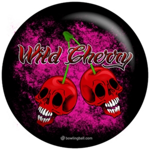 OTB Wild Cherry Black - Exclusive Bowling Balls