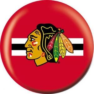 OTB NHL Chicago Blackhawks Bowling Balls