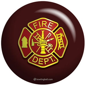OTB Firefighters - Exclusive Bowling Balls