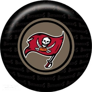 NFL Bowling Balls Tampa Bay Buccaneers