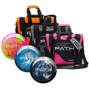 Pyramid Path BUILD YOUR OWN Ball & Bag Combo Bowling Combos