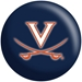 NCAA Virginia Cavaliers 12 Only