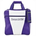 Gear White Series Single Tote Purple