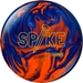Spike Orange/Blue