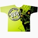Yellow Skull Dye-Sublimated Crew Neck