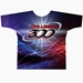 Strings Wave Dye-Sublimated Crew Neck