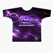 Purple Light Dye-Sublimated Crew Neck