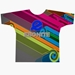 Retro Dye-Sublimated Crew Neck