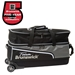 Team Brunswick Slim Triple Roller w/ Shoe Compartment