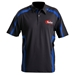 Men's Accelerate Sport Shirt Blue/Black