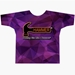 Purple Mosaic Dye-Sublimated Crew Neck