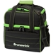 Kooler C Single Tote Black/Lime Green