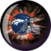 NFL Denver Broncos 6 and 16 ONLY