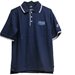 Men's Navy/White Trim Polo