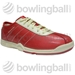 Women's Basic Euro Red/Ivory