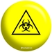 Hazard Sign - bowlingball.com Exclusive