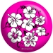 Flower Pink/Black - bowlingball.com Exclusive
