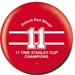 NHL Detroit Red Wings 11 Time Champions