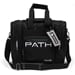 Path Single Deluxe Tote Black/Black