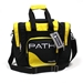 Path Single Deluxe Tote Black/Gold