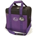 Basic Single Ball Tote Black/Purple