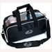 Deluxe Clear Double Tote Black