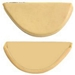 Replacement Toe Cap Left Handed Beige