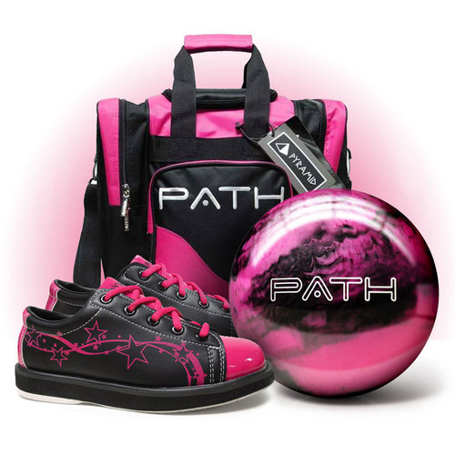 Pyramid Hot Pink Package Bowling Combos FREE SHIPPING