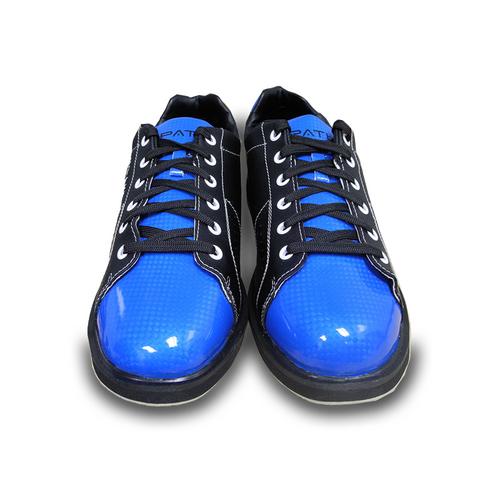 Pyramid Men's Path Black/Blue Bowling Shoes FREE SHIPPING