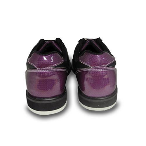 Pyramid Women's Path Black/Purple Bowling Shoes FREE SHIPPING