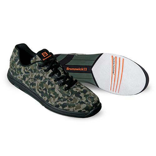 Brunswick Blitz Shoe Covers Camo