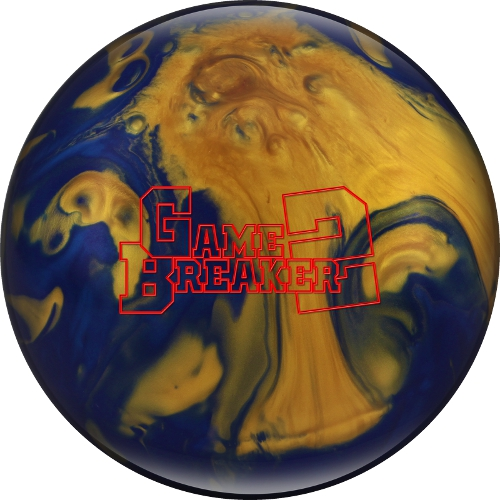 16lb Ebonite GAMEBREAKER 2 1st Quality Bowling Ball NIB BLACK//PURPLE