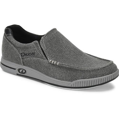 Dexter Mens Kam Charcoal Grey Bowling
