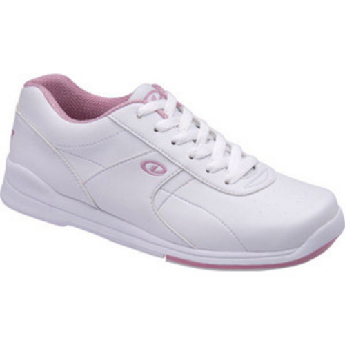 Dexter Women's Raquel III White/Pink Bowling Shoes FREE SHIPPING