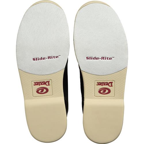 530b94676a6c Dexter Mens Turbo II Black Khaki Bowling Shoes FREE SHIPPING