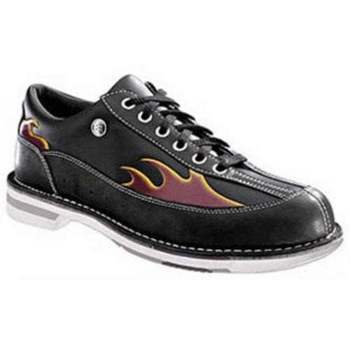 Etonic Men's ESL Flame Black Left Handed Bowling Shoes FREE SHIPPING
