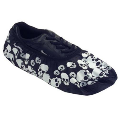 Brunswick Blitz Shoe Covers Skulls Bowling Accessories FREE SHIPPING