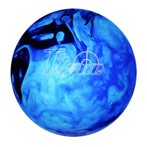Brunswick T Zone Indigo Swirl Blue Black White Bowling Free Shipping