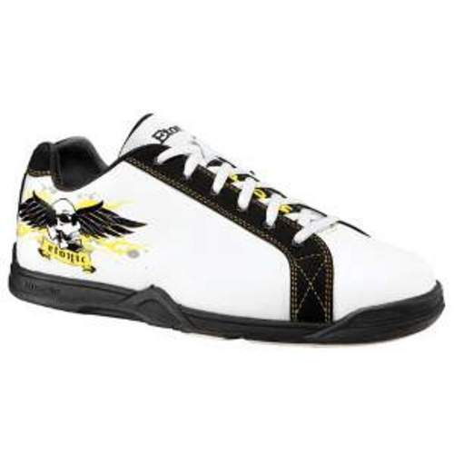 Etonic Men's Basic PDW (Pete Weber) Skull Wing II Bowling Shoes ...